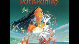 Pocahontas soundtrack- Just Around The Riverbend