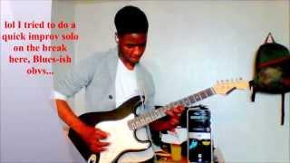 HD Innocent Mazanzi - Guitar Cover - Gold Dust (Dj Fresh ft Ms Dynamite [TheD...