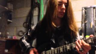 Declan O'Gara - Texas Hippie Coalition - Turn It Up Guitar
