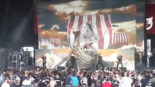 Amon Amarth Mayhem Fest 2013 Dallas