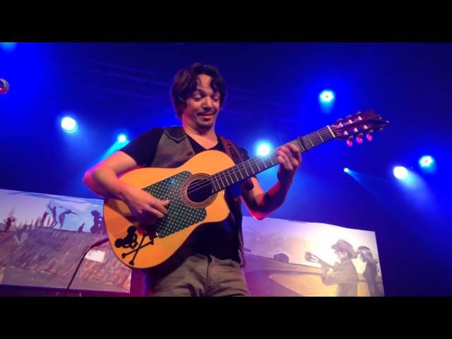 Video en directo de Diego Ratón.
