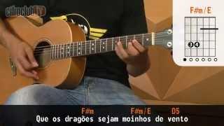 videoclase Dom Quixote (aula de violão)