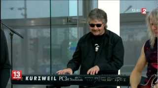 DEEP PURPLE - «Smoke on the water» Live (Jazz version)