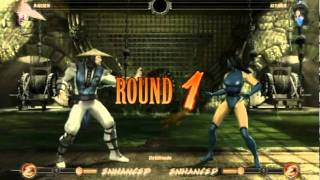 Mortal Kombat 9 Klassic Sounds