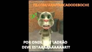 Gato tom - parodia (te esperando , luan Santana)