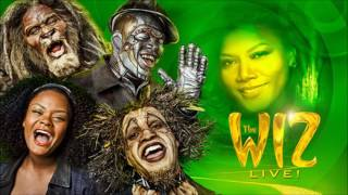 The Wiz LIVE - He's The Wizard DEMO Backing Track - Karaoke
