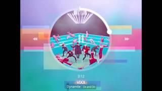 [MASHUP] VIXX (빅스) - 다이너마이트 (Dynamite) (다칠 준비가 돼 있어 (On and On) Remix.)