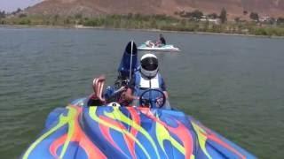 Finnegan's Garage Ep. 9: Big Block Nitrous Boat Racing