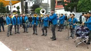 Juan Colorado Banda Caña Verde Feria Zapotitlan Tlahuac Julio 2017