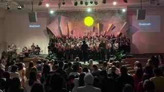 Shekinah - Coral Nova Semente e Clube Nova Semente
