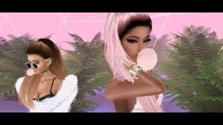 Nicki Minaj - Get On Your Knees ft. Ariana Grande (Official Video) (Imvu)