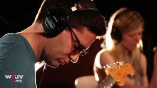 "Still Corners -  ""All I Know""  (Live at WFUV)"