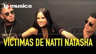 Rakim & Ken-Y: Víctimas De Natti Natasha   LaMusica