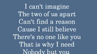 Westlife - No No lyrics