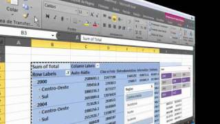 Excel 2010: Novos elementos do copiar e colar