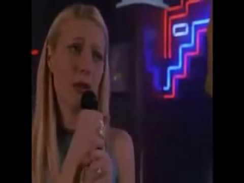 Gwyneth paltrow huey lewis cruisin lyrics