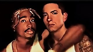 2Pac ft. Eminem & Big Syke - Cradle 2 The Grave ▽ (with Lyrics) HD 2013