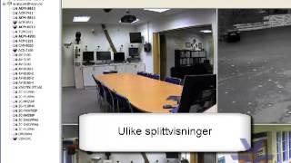exacqVision - Brukeropplæring Del 1: Live videovisning