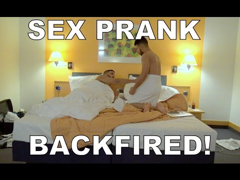Download Video SEX PRANK BACKFIRED!