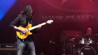 Damjan Pejcinoski - Give Me the Groove (Live Guitar Idol 2009) HD