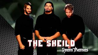 "2012-2013 : The Shield 1st WWE Theme Song - ""Special Op"" + Download Link"