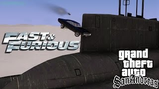 GTA SA Fast And Furious 8 Trailer Remake