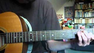 Bueno Vista Social Club - Veinte Años (acoustic guitar cover)