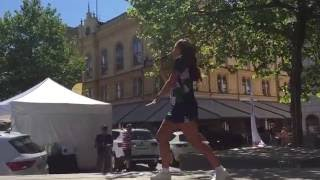 Fighters - Orginial song by Felicia V - Live at Larmtorget, Kalmar