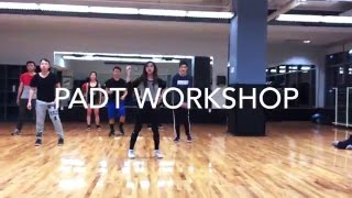 "PADT Monica's Workshop - ""BBHMM"" Cover (Mina Myoung Choreo)"