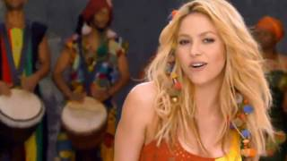 Shakira-Waka Waka (Official FIFA World Cup 2010 Anthem) OFFICIAL VIDEO-HD