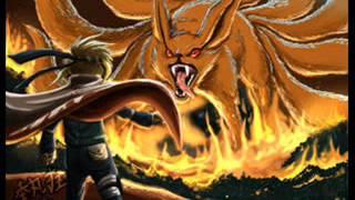 Naruto-  Heavy violence Theme