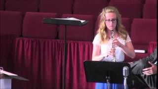 Holy, Holy, Holy (oboe solo)
