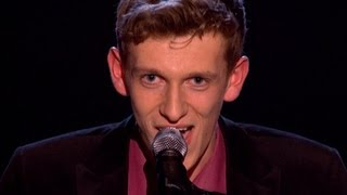 The Voice UK 2013 | Louis Coupe performs 'Great Balls Of Fire' - Blind Auditions 1 - BBC One