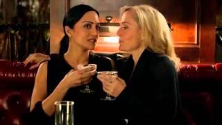 The Fall: Stella and Tanya, kissing scene - SUB ITA [CC]