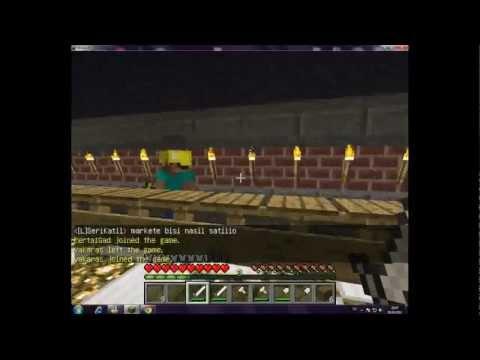 Minecraft Güzel Bir Video Ve Kolay ve Hızlı Para Kasma Yolu