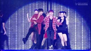 [Super Junior World Tour SS5 in Tokyo] I Wanna Dance - Eunhyuk & Donghae