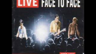 Face to Face:  Telling Them (Live Track)