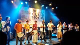 La Pifada - Live à Cuba Hoy - 28 janvier 2017