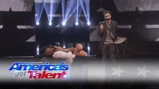Tape Face | Final Performance | America's Got Talent 2016