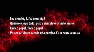 ProfJam - É Nossa (Letra)(HD)