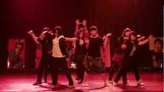 110731 Super Junior Shake it up dance cover