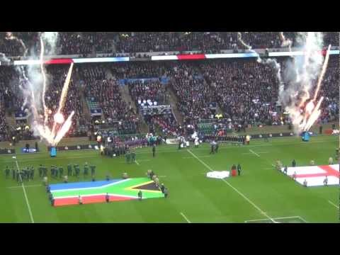 England v South Africa Rugby Union – Twickenham