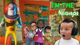 I'M THE SECRET NEIGHBOR!!!! CKN gaming
