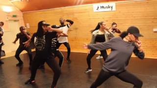 Chris Brown ft. Section Boyz - Whippin | Choreography By @MiraJebari