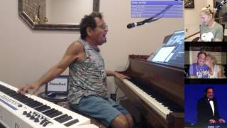 Mr. Sandman cover- Pianoimproman