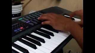 Cabeza de León - Odisseo (cover teclado)