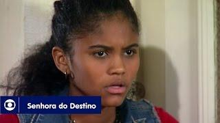 Senhora do Destino: capítulo 39 da novela, quinta, 4 de maio, na Globo