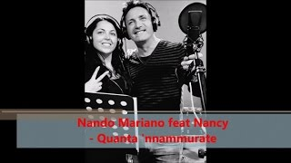 Nando Mariano feat Nancy - Quanta 'nnammurate (Official audio)