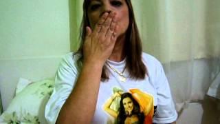 Kelly Baron Big Brother VIP Portugal 2013 - Video de Aniversário