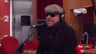 Radio2 Social Club - Mario Biondi live